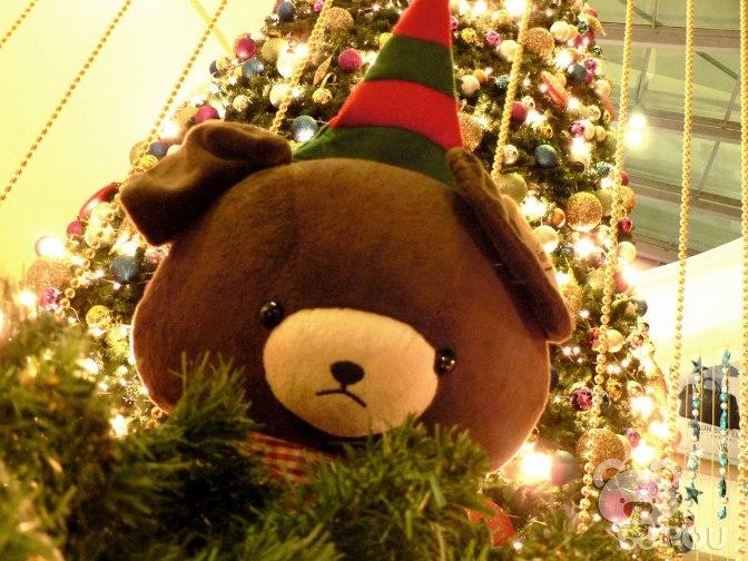 阿宝的圣诞美梦