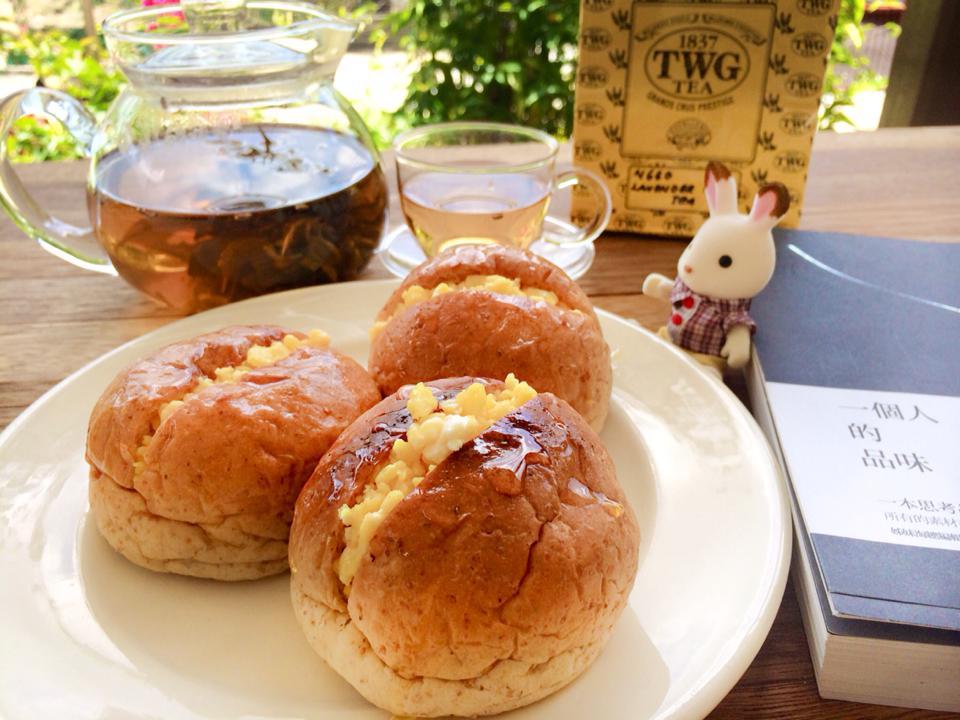 我的幸福早餐:薰衣草茶