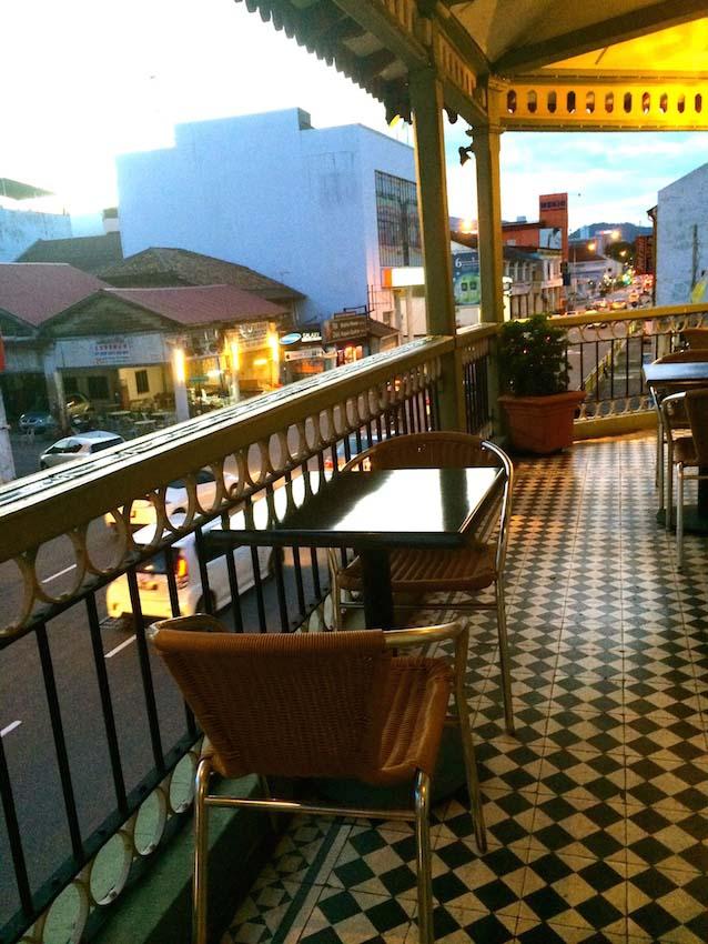 紫藤月饼,乐台居Kopitiam: 楼台