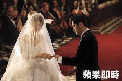 周杰伦和昆凌的浪漫世纪婚礼