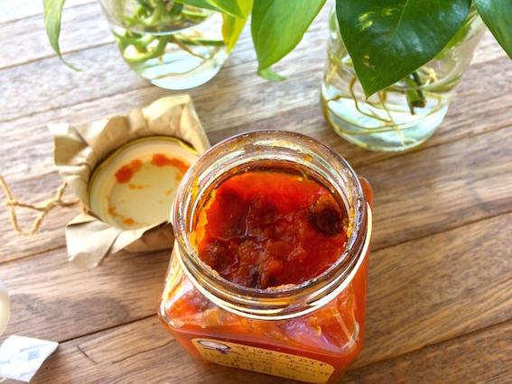 甜蜜指数爆灯,像果酱般的心情:  木瓜葡萄干果酱 Papaya Jam