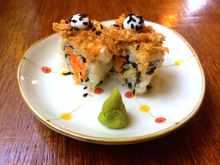 寿司厨房Sushi Kitchen :精心设计的寿司