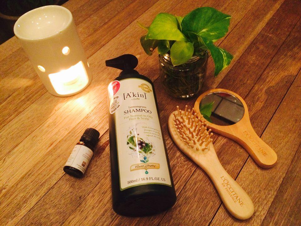 Al'chemy柠檬草洗发露, Lemongrass essential oil shampoo