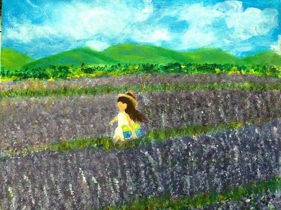 薰衣草花语, Lavender
