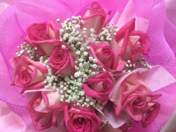 12朵玫瑰的祝福