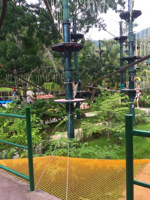 Penang Escape Theme Park: 克服障碍的第一步就在这里