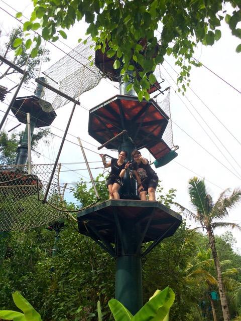 Penang Escape Theme Park: 一路上遇见的贵人,来自KL的旅人
