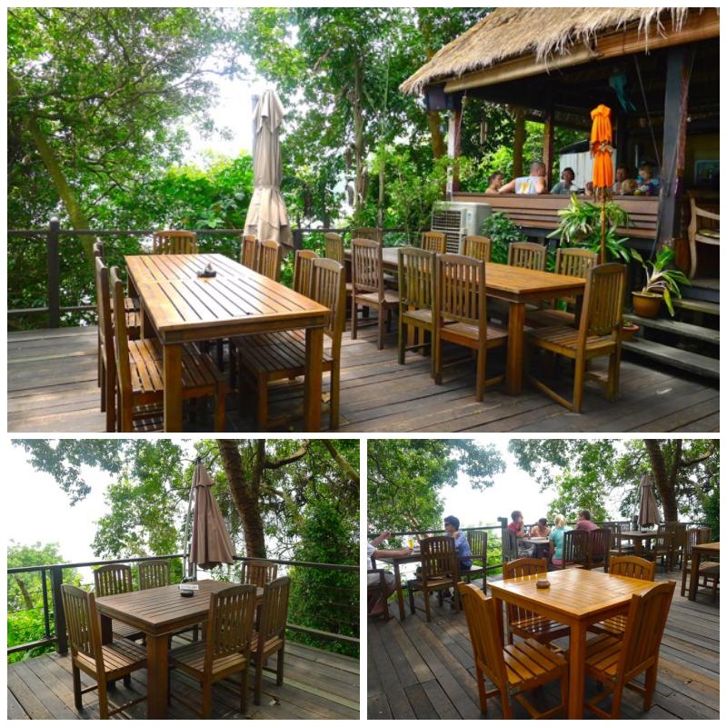 槟城Tropica Spice Garden (热带香料花园): Monkey Tree 餐厅