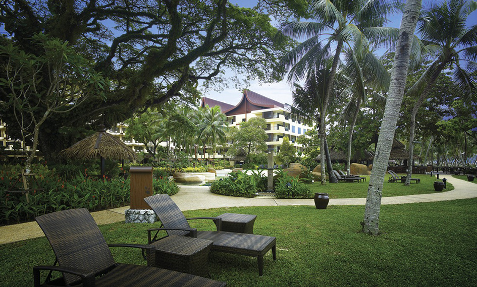 Shangri-La's Rasa Sayang Resort and Spa Penang:悠然天地,奢华假期