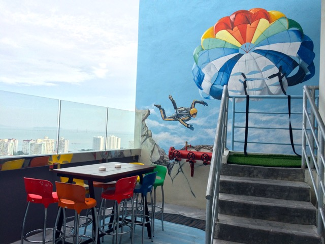 DSRT SKY ROOM:最感性的空中楼台