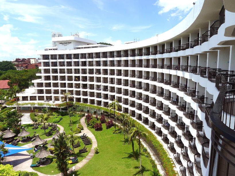 Golden Sands Resort by Shangri-La: 充满夏日风情的度假酒店
