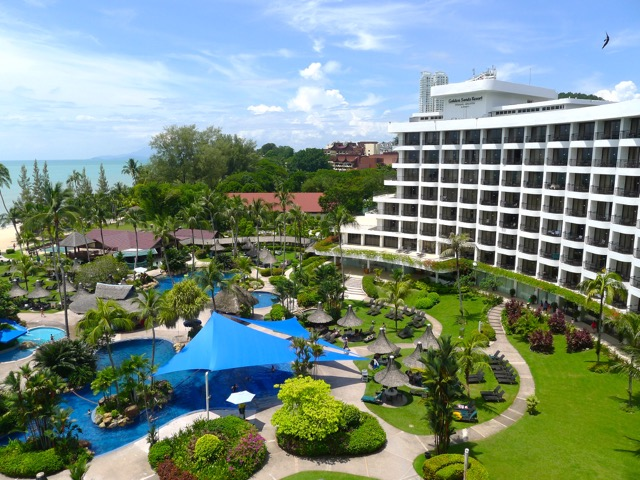 槟城双层观光巴士(PENANG HOP-ON HOP-OFF): 最美的风景在路上, Golden Sands Resort
