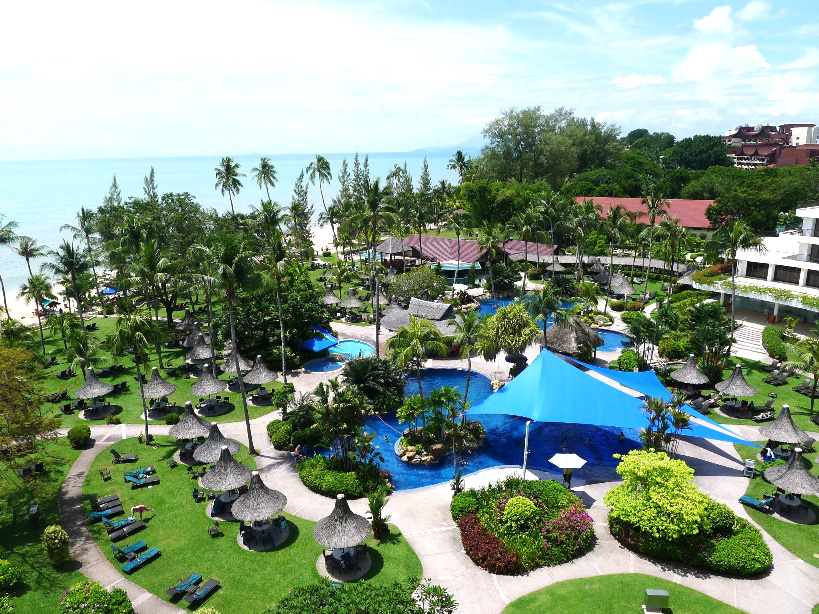 Golden Sands Resort by Shangri-La: 充满夏日风情的度假村