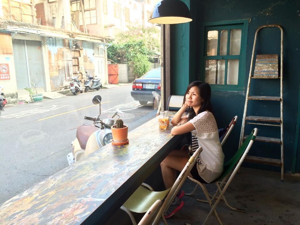 我在寶島的感性路線:太古101咖啡館