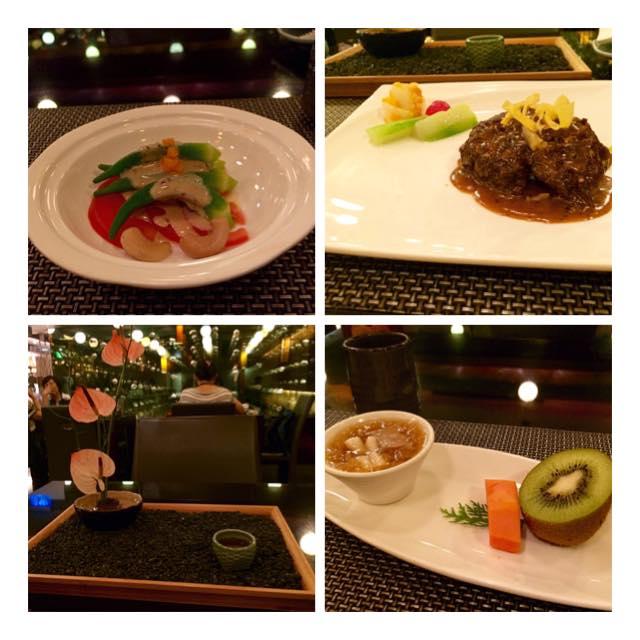 我在寶島的感性路線:鈺善閣懷食料理