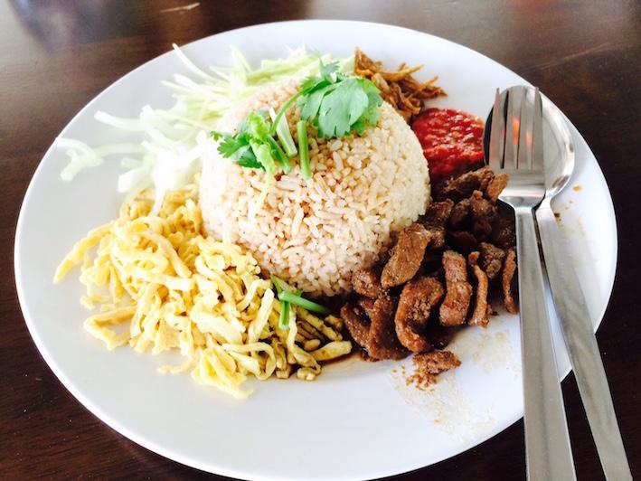Belacan Rice