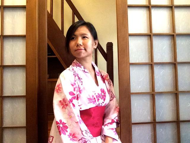 入住臺南小京都-聿晴町民宿 -重遇亮晶晶的自己,走一趟東方美人的旅程